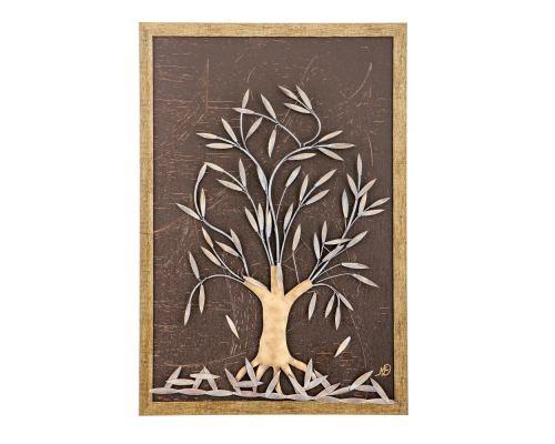 Διακοσμητικό Κάδρο Τοίχου - Δέντρο Ελιάς (64cm)