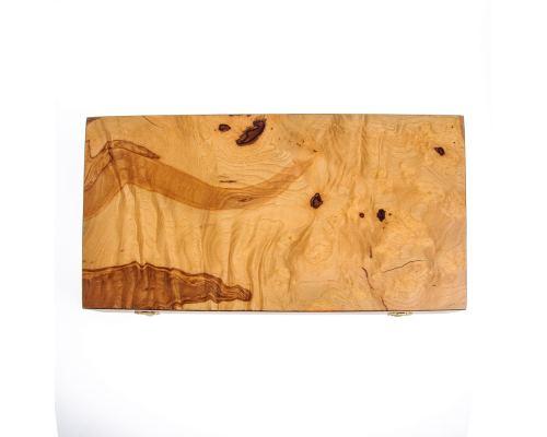 Τάβλι από Ξύλο Ελιάς - Χωρίς θήκες, Μεσαίο