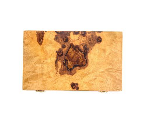 Τάβλι από Ξύλο Ελιάς, Μεσαίο, εξωτερικό