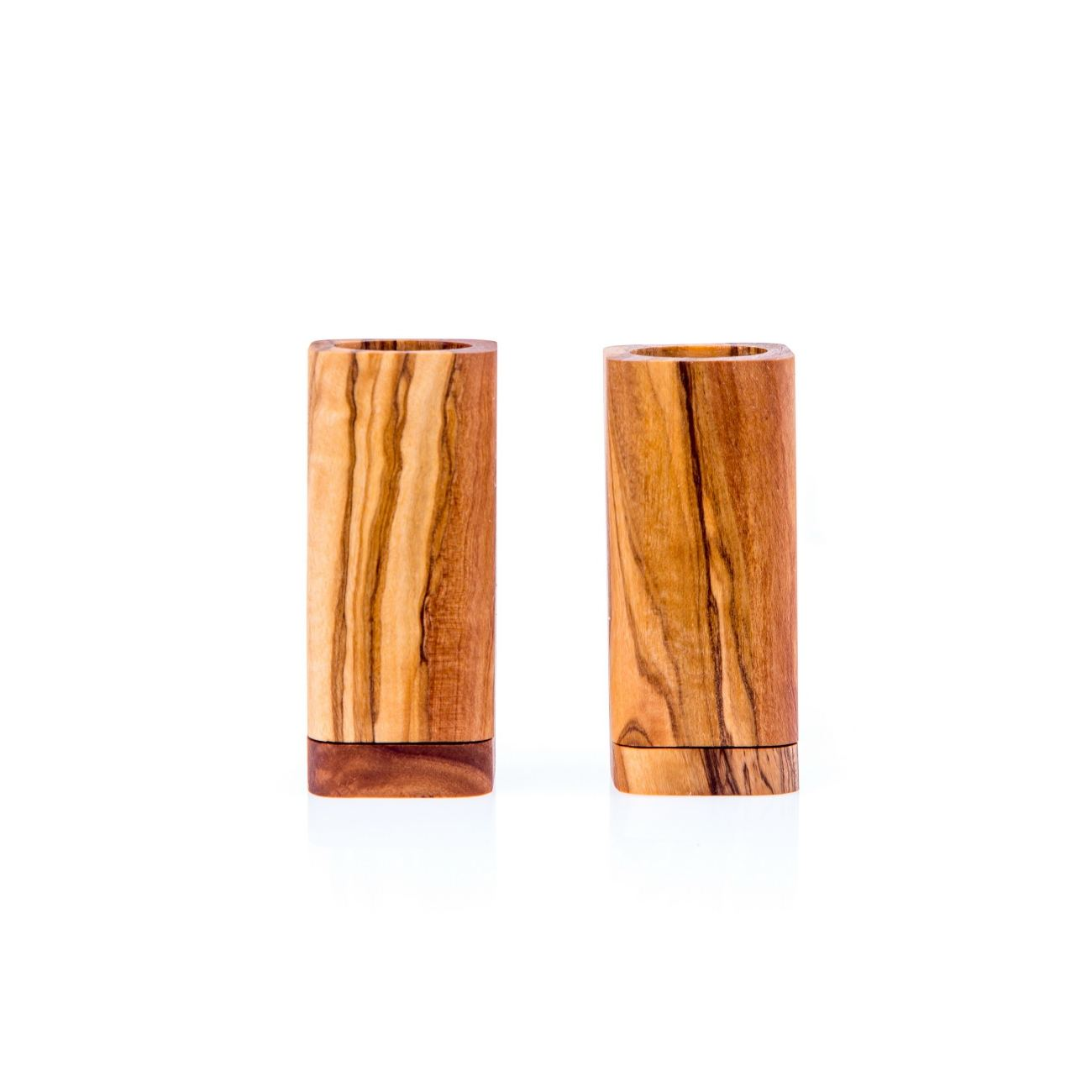 753e4087e1 Olive Wood Salt   Pepper Shakers Set of 2 - Kitchen Accessories
