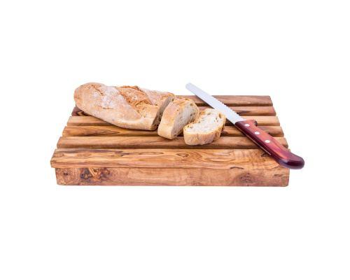 Ξύλο Κοπής Ψωμιού από Ξύλο Ελιάς