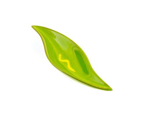 Πιατέλα - Κεραμική Πράσινη, Μικρή