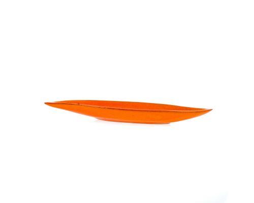 Πιατέλα - Κεραμική Πορτοκαλί, Μεσαία