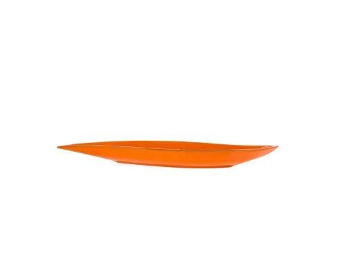 Πιατέλα - Κεραμική Πορτοκαλί, Μεγάλη