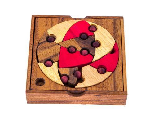 Γρίφος Λογικής - Ξύλινο Παιχνίδι, Κύκλος