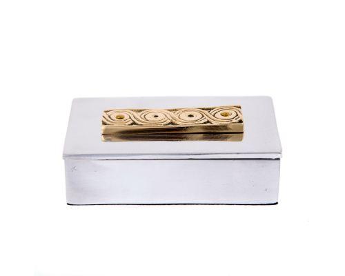 Σετ Αξεσουάρ Γραφείου - Καρτοθήκη & Κουτί, Αρχαϊκό Σχέδιο
