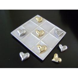 Τρίλιζα - Μεταλλικό Παιχνίδι - Καρδιές