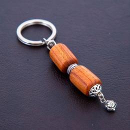 Σετ Μπεγλέρι & Κλειδοθήκη από Ξύλο Αμυγδαλιάς