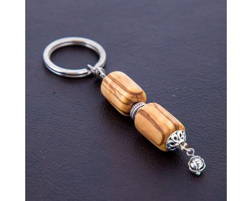Σετ Μπεγλέρι & Κλειδοθήκη από Ξύλο Ελιάς