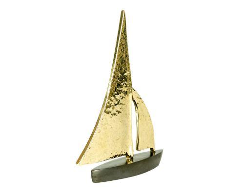 Μεταλλικό Διακοσμητικό - Καράβι Σφυρήλατο, Μεσαίο