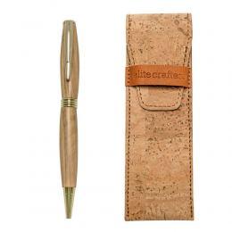 """Στυλό Διαρκείας, Χειροποίητο από Ξύλο Ελιάς, Σειρά """"Hermes"""""""