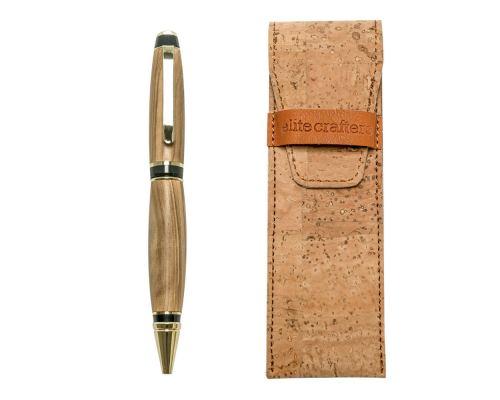 """Στυλό Διαρκείας, Χειροποίητο από Ξύλο Ελιάς, Σειρά """"Zeus"""""""