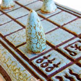 Σενέτ, Κεραμικό Επιτραπέζιο Παιχνίδι - Συλλεκτικό