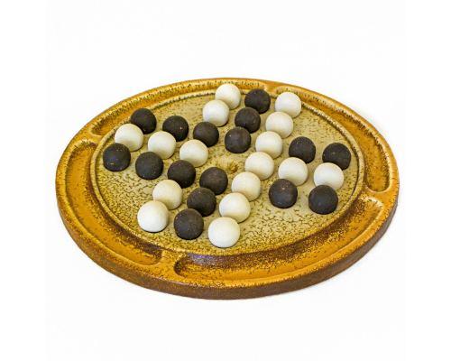 Σολιτέρ - Κεραμικό Επιτραπέζιο Παιχνίδι - Συλλεκτικό