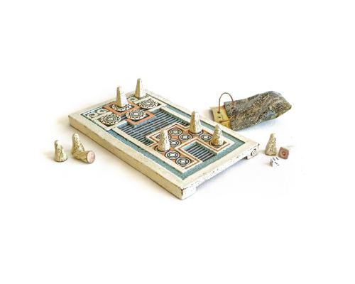 Κνωσός - Κεραμικό Επιτραπέζιο Παιχνίδι - Συλλεκτικό