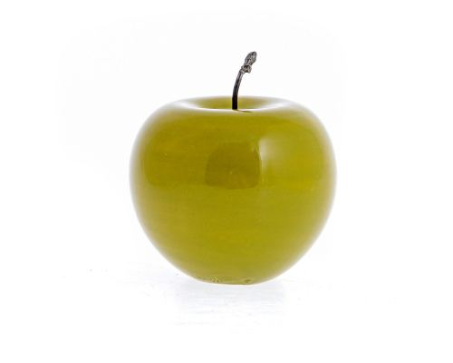 Διακοσμητικό Μήλο, Κεραμικό Φρούτο - Πράσινο