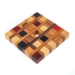 Γρίφος Λογικής - Ξύλινο Παιχνίδι, Μωσαϊκό