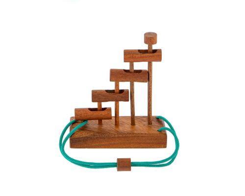 Γρίφος Λογικής - Ξύλινο Παιχνίδι, Ανεμόσκαλα