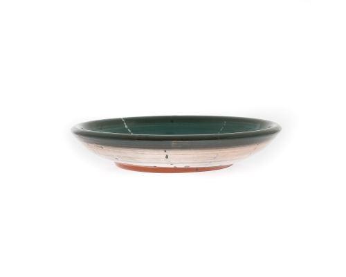 Πιάτο Σούπας - Κεραμικό, Πράσινο