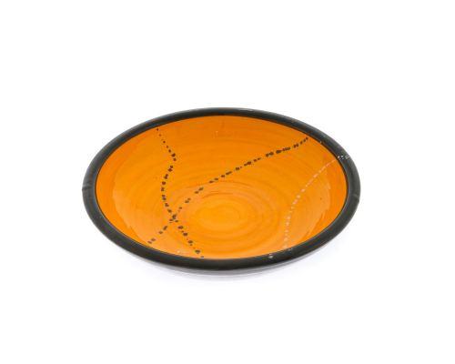 Πιάτο Σούπας - Κεραμικό, Κίτρινο