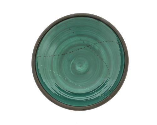Κεραμική Πιατέλα, Πράσινη