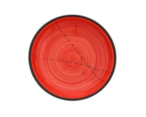 Κεραμική Πιατέλα, Κόκκινη