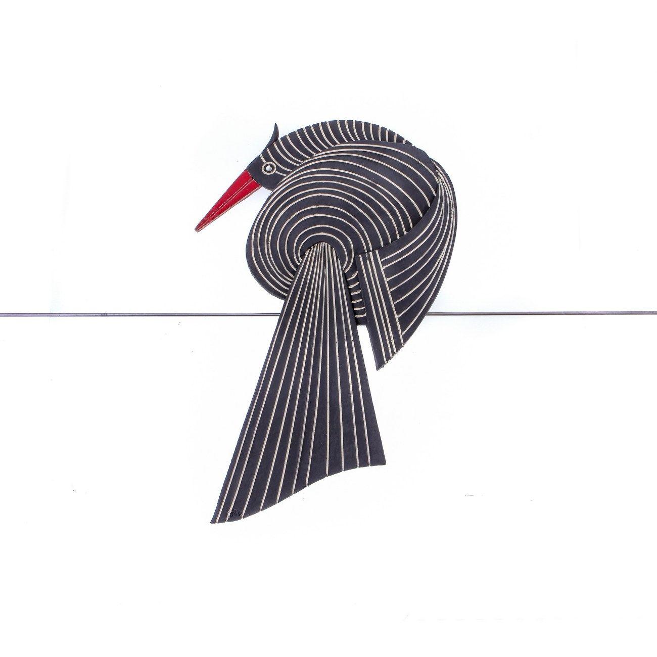 Μηματίδα μαύρο πουλί
