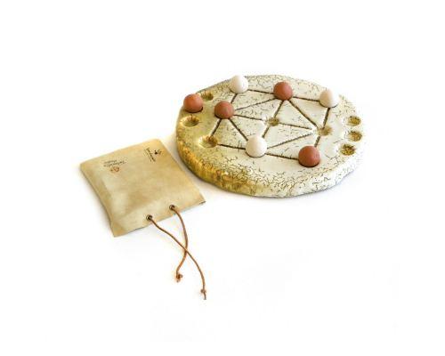 Τρίλιζα - Κεραμικό Επιτραπέζιο Παιχνίδι - Συλλεκτικό
