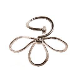 Δαχτυλίδι, Επάργυρο - Μαργαρίτα