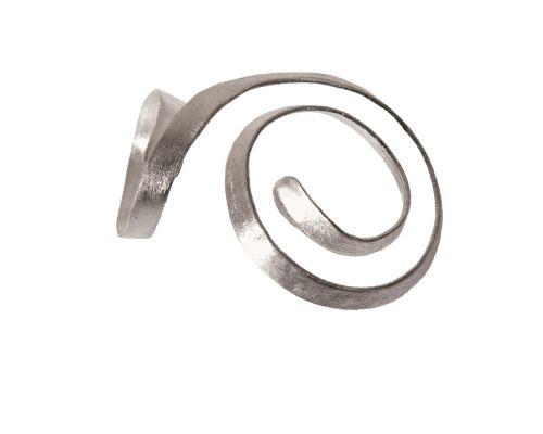 Δαχτυλίδι, Επάργυρο - Σπείρα