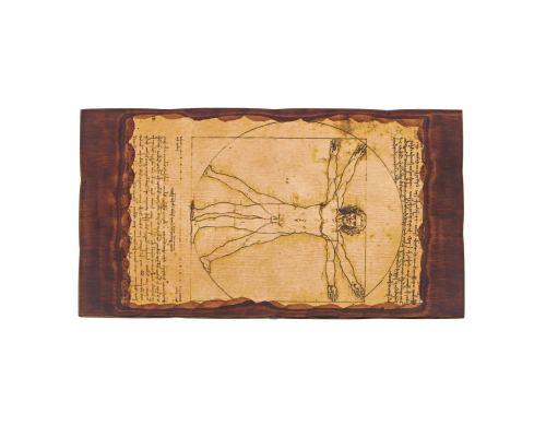 Τάβλι - Γκραβούρα Da Vinci, Μεσαίο