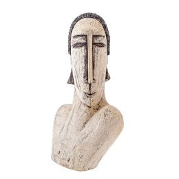 Κεραμική Προτομή Άνδρα - Μοντέρνο Διακοσμητικό Γλυπτό