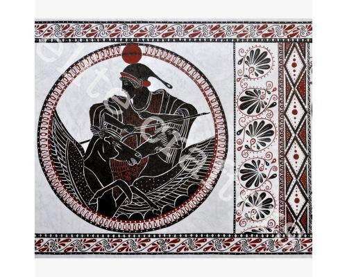 Σαπφώ - Χειρόγραφο Έργο Τέχνης - Μοναδικό