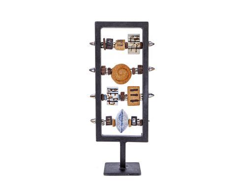 Διακοσμητικός Άβακας - Κεραμικό Γλυπτό, Επιτραπέζιο