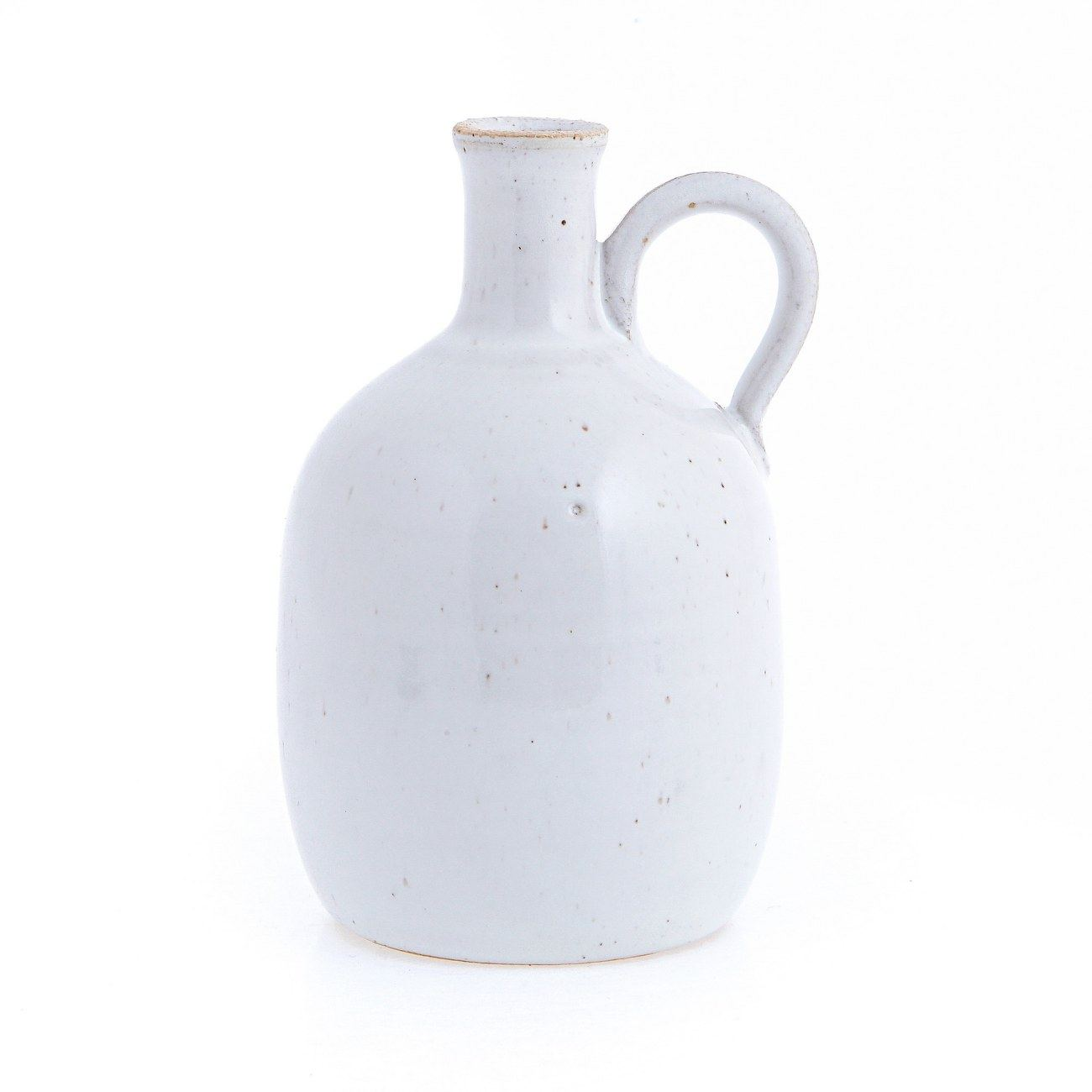 decanter and cups set ( piece) modern handmade ceramic serving  - liquor decanter and cups set ( piece) modern handmade ceramic servingpitcher with lid white