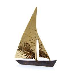 Μεταλλικό Διακοσμητικό - Καράβι Σφυρήλατο, Μεγάλο