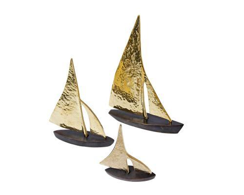 Μεταλλικό Διακοσμητικό - Καράβι Σφυρήλατο, Μικρό