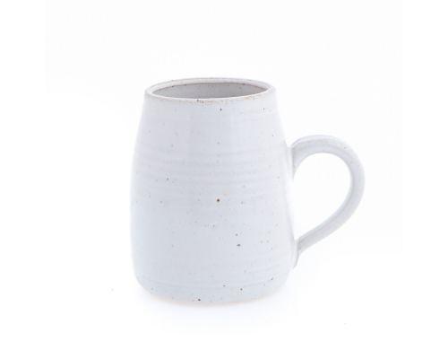 Κούπα Καφέ - Κεραμική, Λευκή