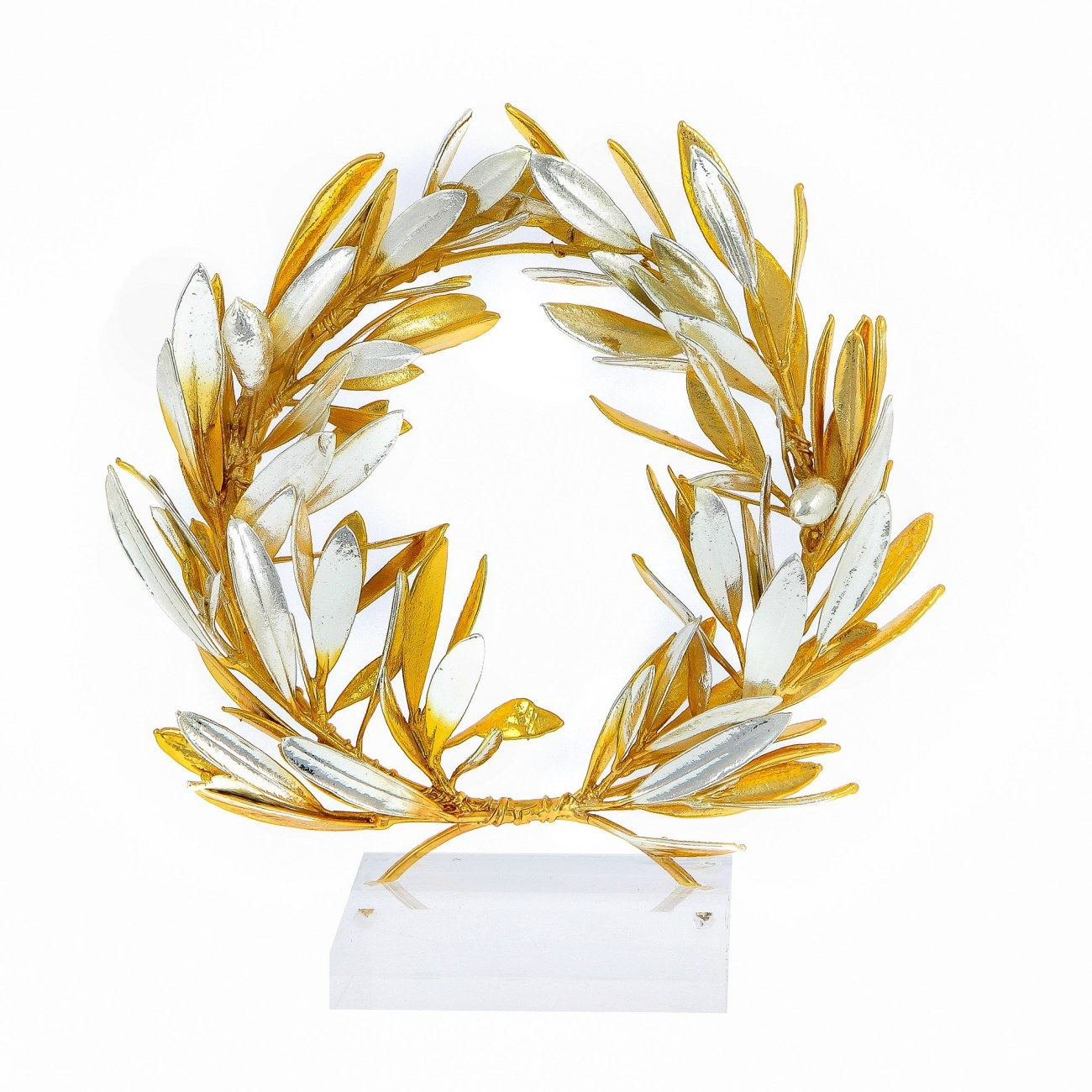 Decorative Olive Wreaths & Laurel Wreaths. Olive Branch, Laurel ...