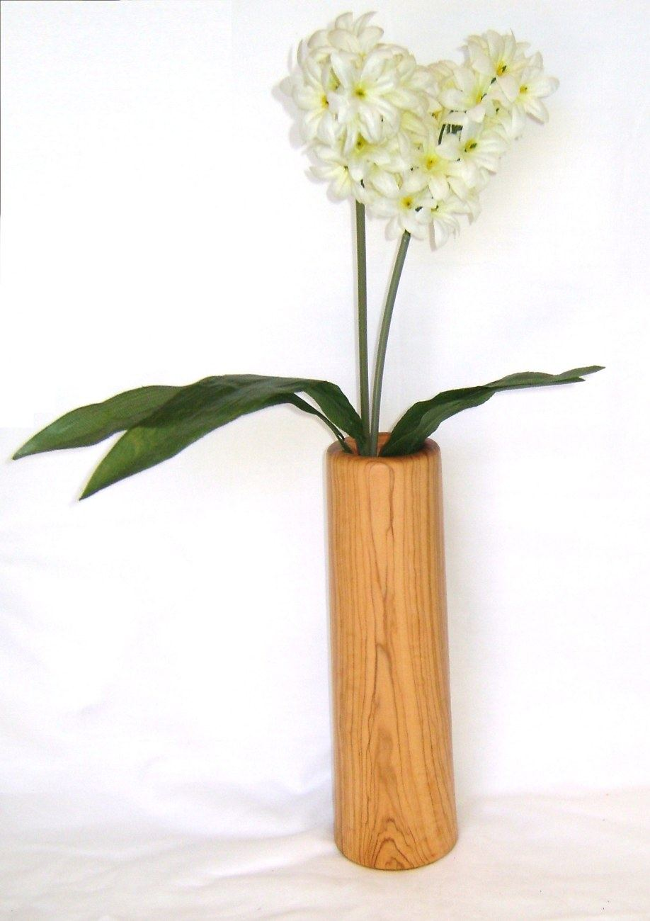 Wood flower vase flowers ideas for review olive floridaeventfo Images