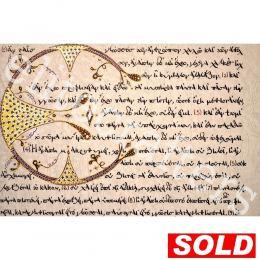 Αποστόλου Παύλου Προς Κορινθίους Α΄ - Χειρόγραφο Έργο Τέχνης - Μοναδικό