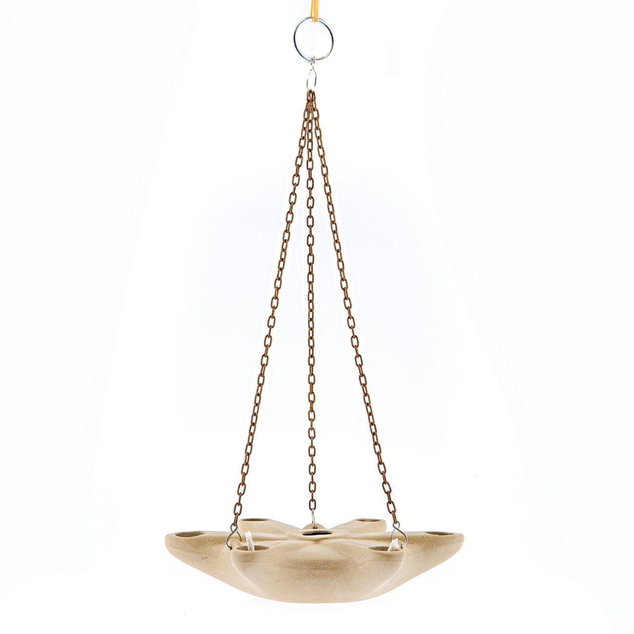 Handmade Ceramic Oil Lamps : Oil lamp handmade quality ceramic ancient greek style