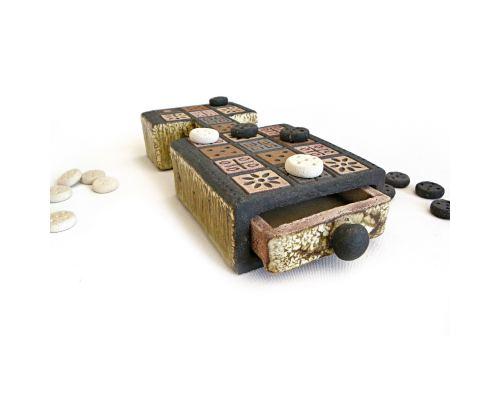 Βασιλικό Παιχνίδι της Ουρ - Κεραμικό, Επιτραπέζιο, Συλλεκτικό