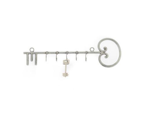 Κλειδοθήκη Τοίχου - Μεταλλικό Διακοσμητικό, Σχέδιο Κλειδί